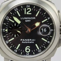 Panerai Luminor GMT Anthracite Dial
