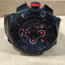 Cvstos Challenge R 50 HF full black PVD | Special price