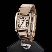 Cartier TAMK FRANCAISE ORO AMARILLO SEÑORA
