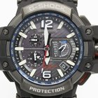 Casio G-shock Sky Cockpit Gps Hybrid Solar Mens Watch Gpw-1000...