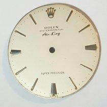 Rolex 36mm Air King 5504 Automatik Vintage 7206 / 80 End riveted