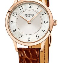 Hermès Slim d'Hermes PM Quartz 25mm 041748ww00