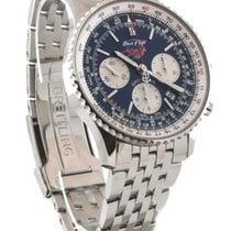 Breitling NAVITIMER HONOR FLIGHT INDIANA LIMITED EDITION WATCH