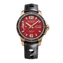 Chopard Classic Racing Mille Miglia Rose Gold Ref 161296-5002