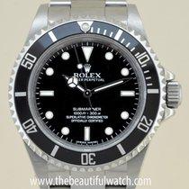 Rolex Submariner no date 4 lignes full full set