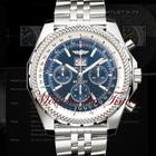 Breitling BENTLEY MOTORS 6.75 STAINLESS STEEL SPECIAL E...