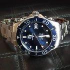 TAG Heuer Aquaracer 300M Calibre 5 Blue Bezel