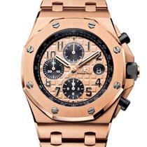 Audemars Piguet Offshore 26470OR - Rose Gold on bracelet