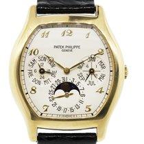 Patek Philippe 5040J 18k  Gold Perpetual Calendar Watch