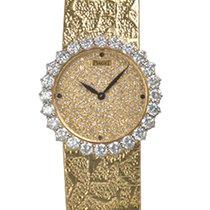 Piaget Lady's Yellow Gold Watch レディース
