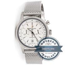 Breitling Transocean Chronograph 38 A4131053/G757