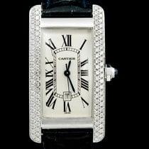 Cartier Tank Americaine Diamonds