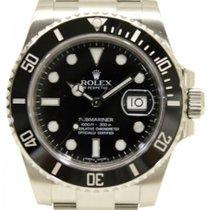 Rolex Submariner 116610 Men's 40mm Ceramic Date Stainless...