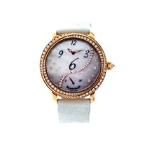 Blancpain Ladies Off Centered Hour Retrograde Seconds