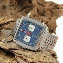 Heuer Monaco Chronograph Cal. 21 Steve McQueen 1133B