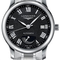 Longines Master Power Reserve 38mm L2.708.4.51.6
