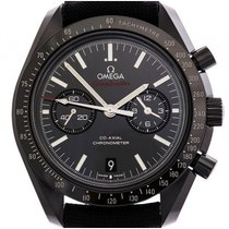 Omega Speedmaster Moonwatch Dark Side of the Moon Keramik...