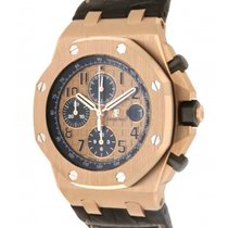 Audemars Piguet Off Shore 26470or.oo.a002cr.01 Red Gold,...