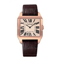 Cartier Santos Dumont Manual Mens Watch Ref W2006951
