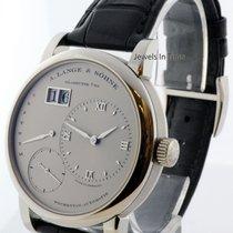 A. Lange & Söhne Lange 1 Daymatic Platinum Watch Box/Paper...