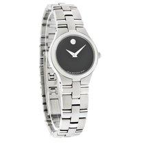 Movado Juro Ladies Stainless Steel Swiss Quartz Watch 0605024