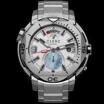 Clerc GMT-1.B.1 Hydroscaph GMT Power Reserve Chronometer