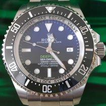 Rolex Deepsea D Blue Ref. 116660 ungetragen LC100 05/2016