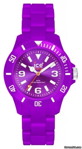 Ice Watch Classic Solid Small Purple