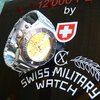 Victorinox Swiss Army 12&#39;000 feet COSC Diver Chrono...