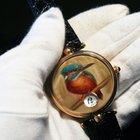 Angular Momentum Kingfisher Bird  41mm