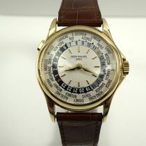 Patek Philippe WORLD TIME REF.5110 18K YELLOW GOLD w/EXTRACT