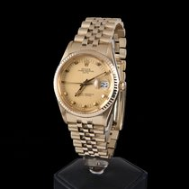 Rolex DATE GOLD 14K MEN SIZE (AMLM)
