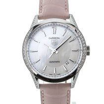 TAG Heuer Carrera Pink Diamonds 36