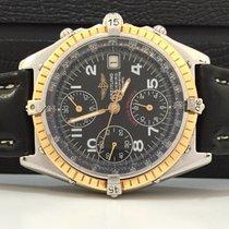 Breitling Chronomat Blackbird Edition Speciale Ouro Aço