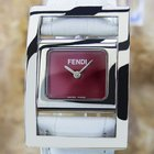 Fendi Dress Watch In Excellent Condition Circa 2000 (dx21)