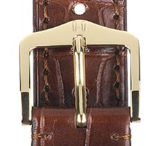 Hirsch Uhrenarmband Earl braun L 04707019-1-18 18mm