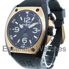 Bell & Ross BR O2 Marine in Carbon and Rose Gold BiColor