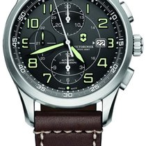 Victorinox Swiss Army AIRBOSS CHRONOGRAPH - 100 % NEW - FREE...
