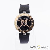 Bulgari B.Zero 1 steel/ gold, factory diamonds