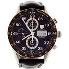 TAG Heuer Men's TAG Heuer Carrera Chronograph Chocalate...