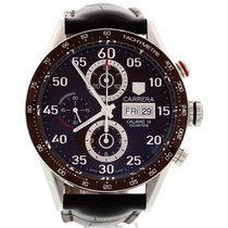 TAG Heuer Men's TAG Heuer Carrera Chronograph Chocalate...