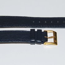 Chronoswiss Lederband mit Dornschließe,blau
