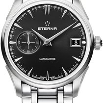 Eterna .. Legacy Small Second Manufacture Automatic NEW FULL SET