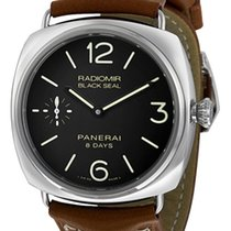 Panerai Radiomir 8 Days Black Seal 45 Mm