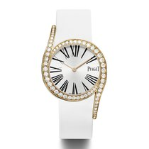Piaget [NEW] Limelight Silver Dial 18kt Rose Gold Diamond Ladies