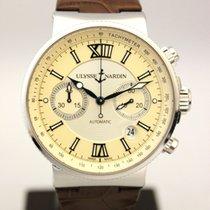 Ulysse Nardin Maxi Marine Chronograph 353-66 Like New