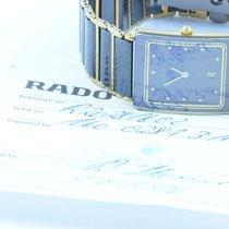 Rado Diastar Herren Uhr 30mm Mit Orig. Keramik/gold Armband...