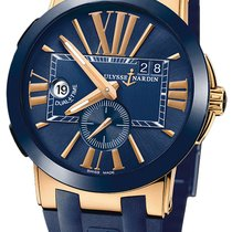 Ulysse Nardin Functional Executive Dual Time 43 mm