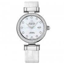 Omega De Ville Ladymatic  Steel Ladies watch 425.38.34.20.55.001