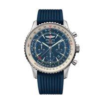 Breitling Men's AB04411A/C937/258S/A20D.2 Navitimer GMT Watch